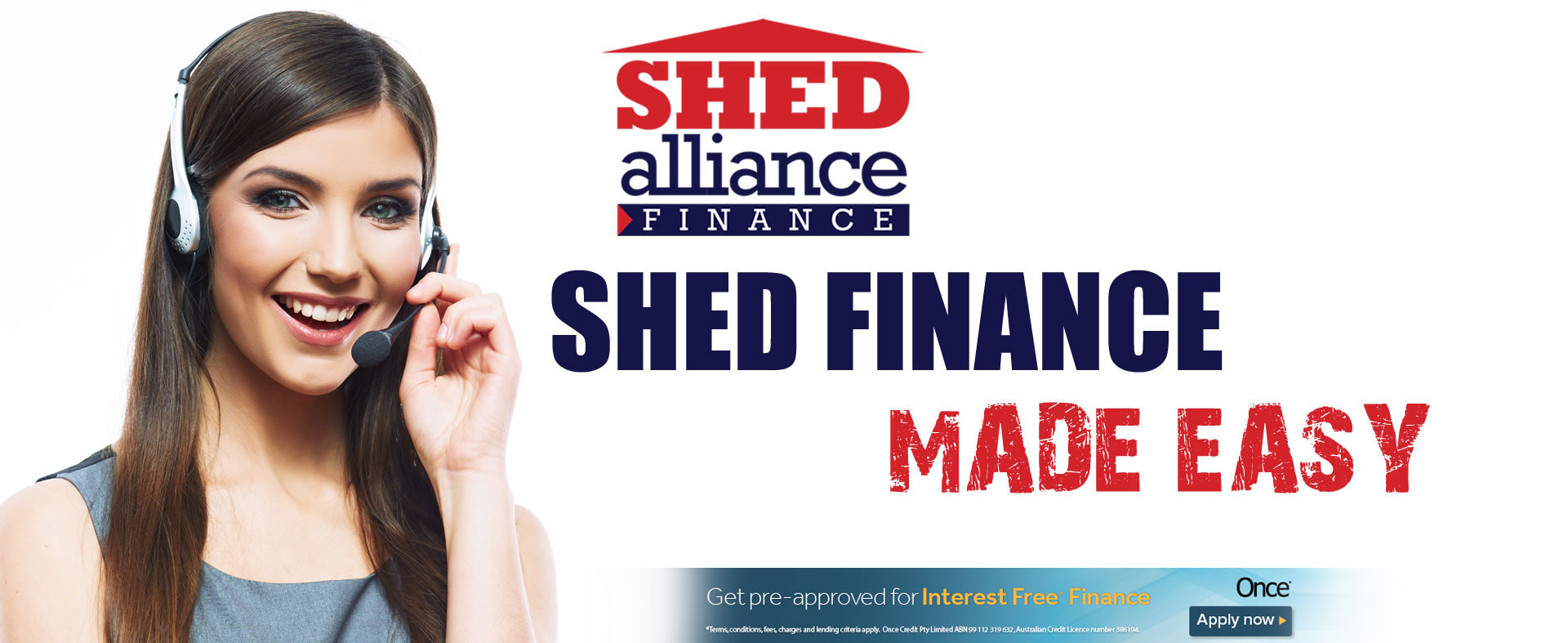 Shed Alliance Finance