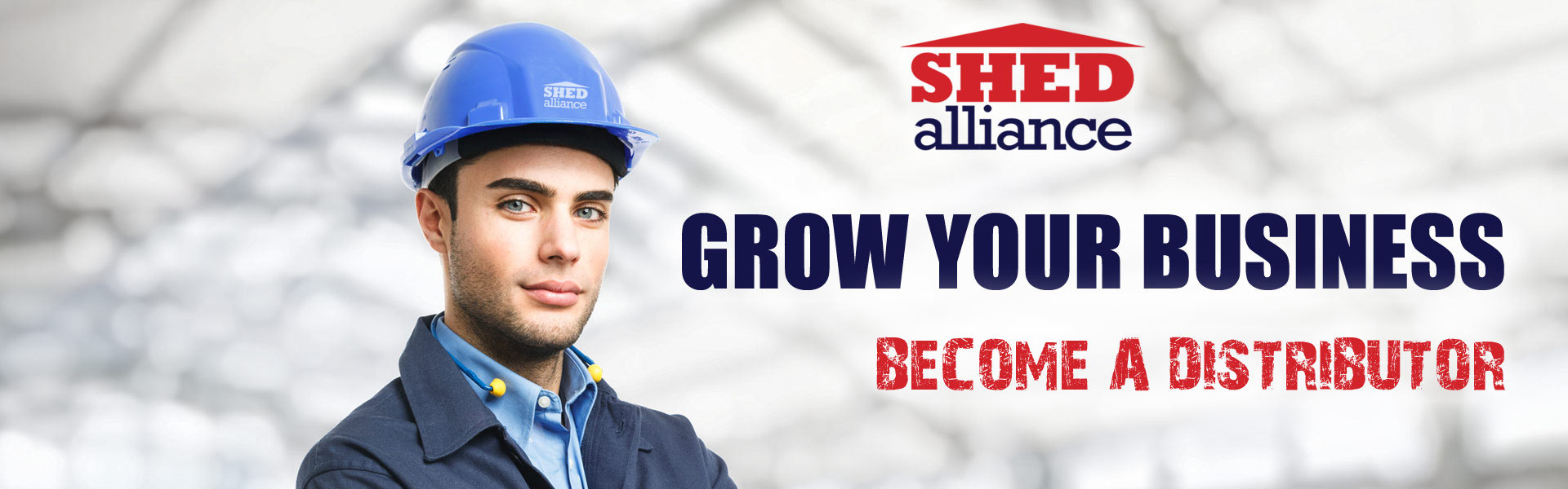 Become a Shed Alliance Distributor