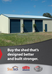 Shed Alliance Brochure