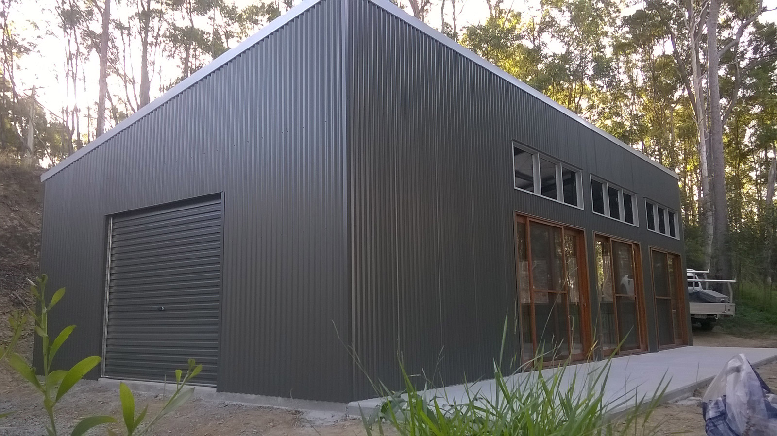 Skillion Sheds Shed Alliance